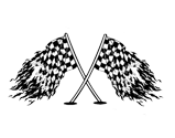 Hard Water Ice Racing Logo
