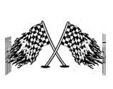 Hard Water Ice Racing Logo